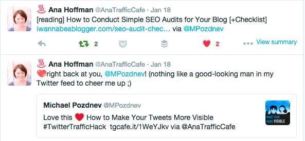Ana Hoffman tweet