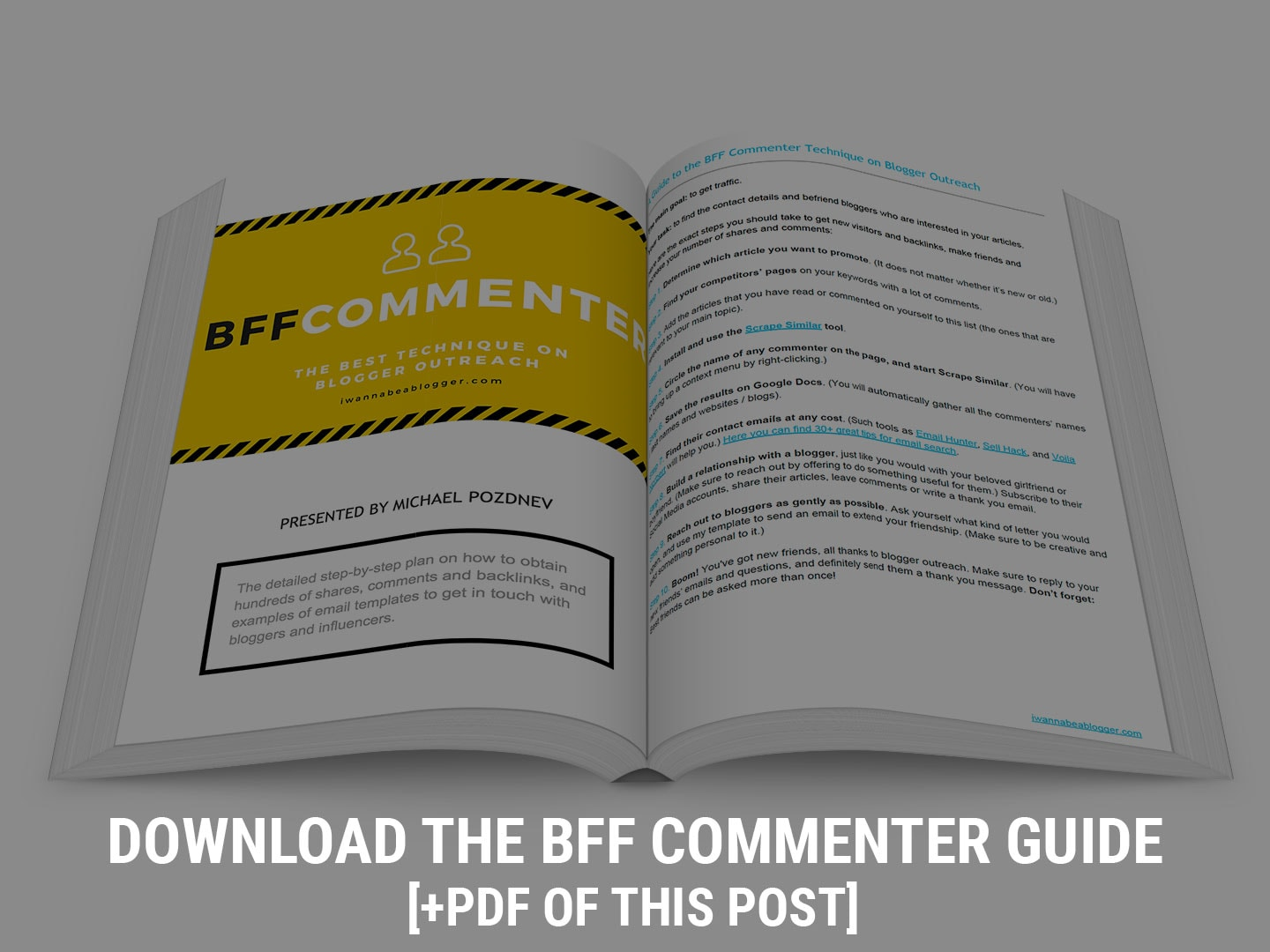 Download The BFF Commenter Guide