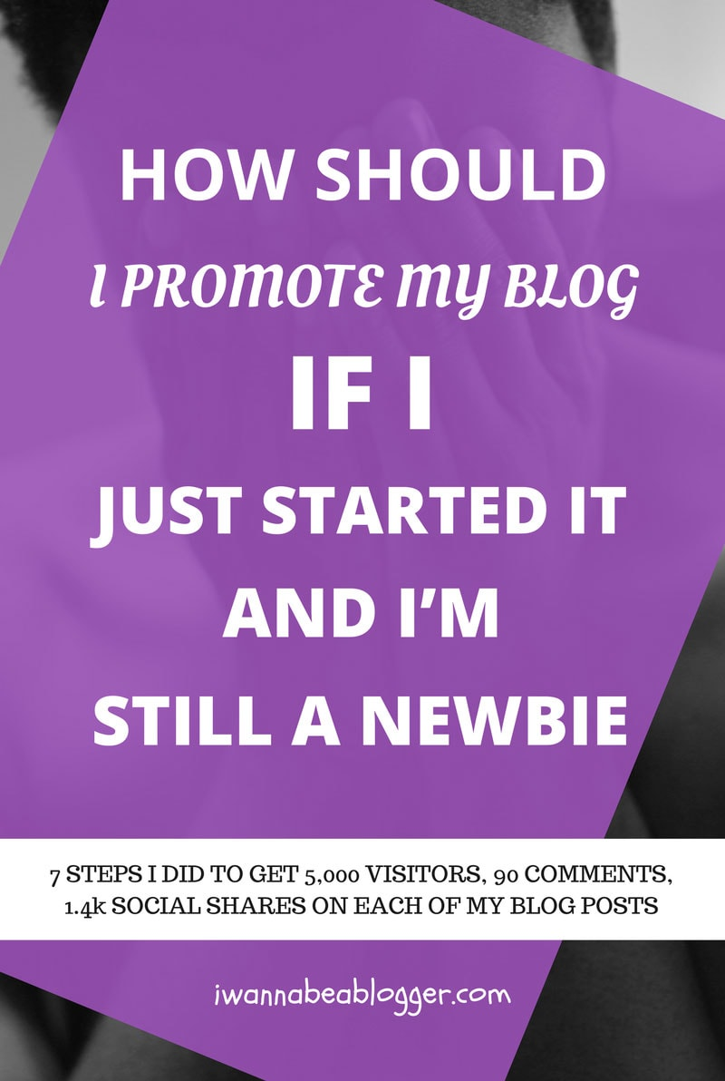 How should I promote my blog if I just started it and I'm still a newbie? Your answer — blogger outreach! via @michaelpozdnev