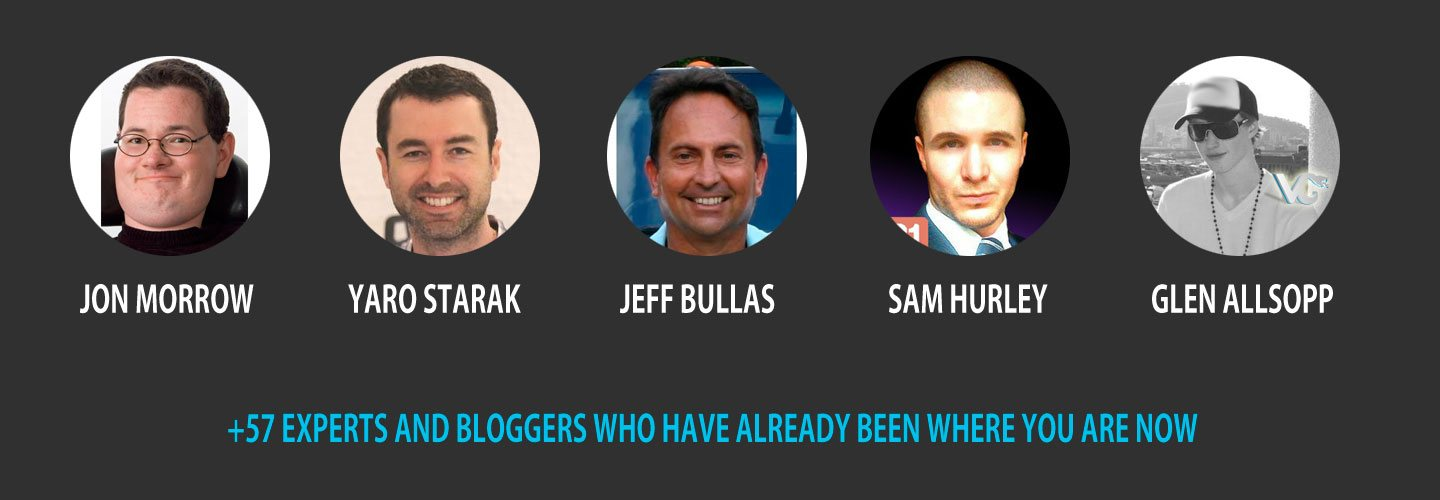 Experts and bloggers
