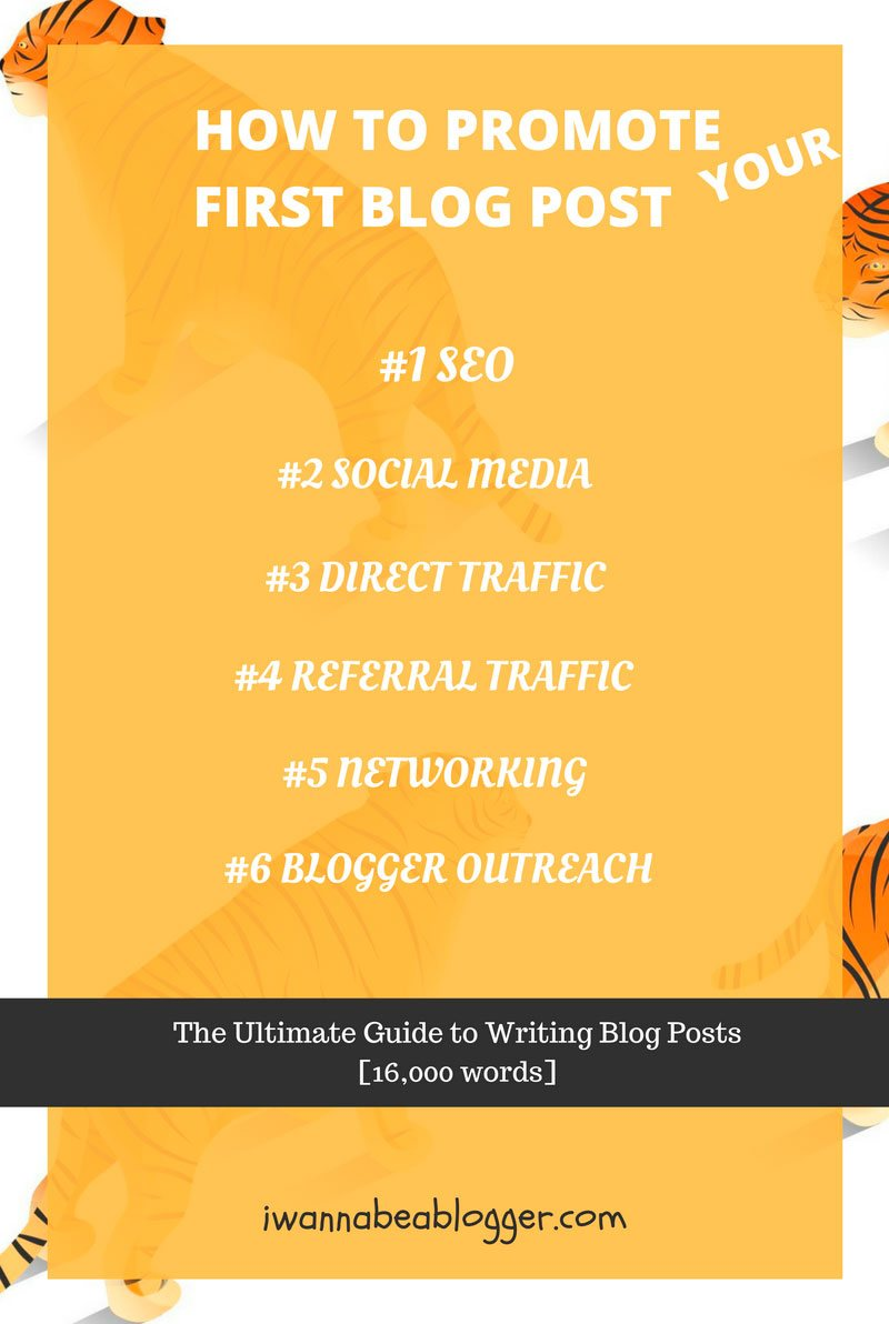 Spend 80% of your time promoting your first blog post…only 20% writing it! via @michaelpozdnev